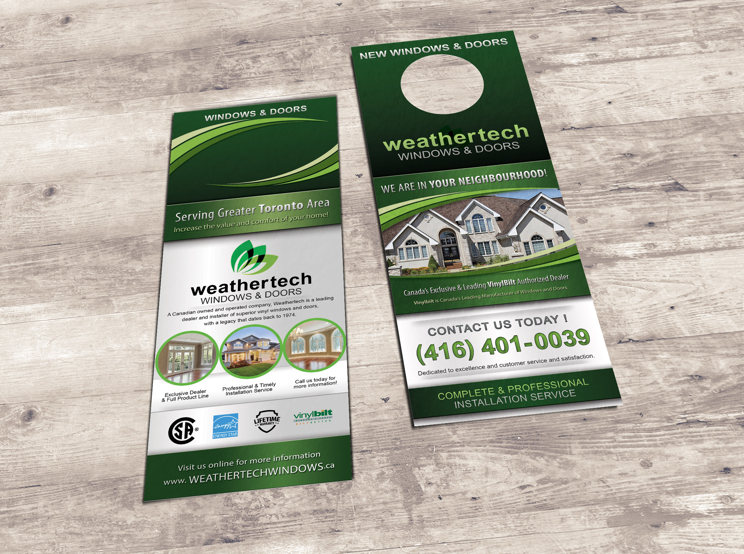 door hanger design real estate. Brand Portfolio \u2013 Graphic Design - Toronto, Ontario, Canada | Graphics, Web Design, Logo Marketing, Sign, Brochure, Flyer, Real Estate, Door Hanger Estate
